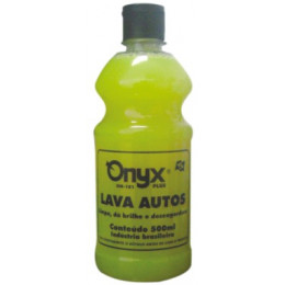 LAVA AUTOS SEM CERA 500ML ON181 ONYX