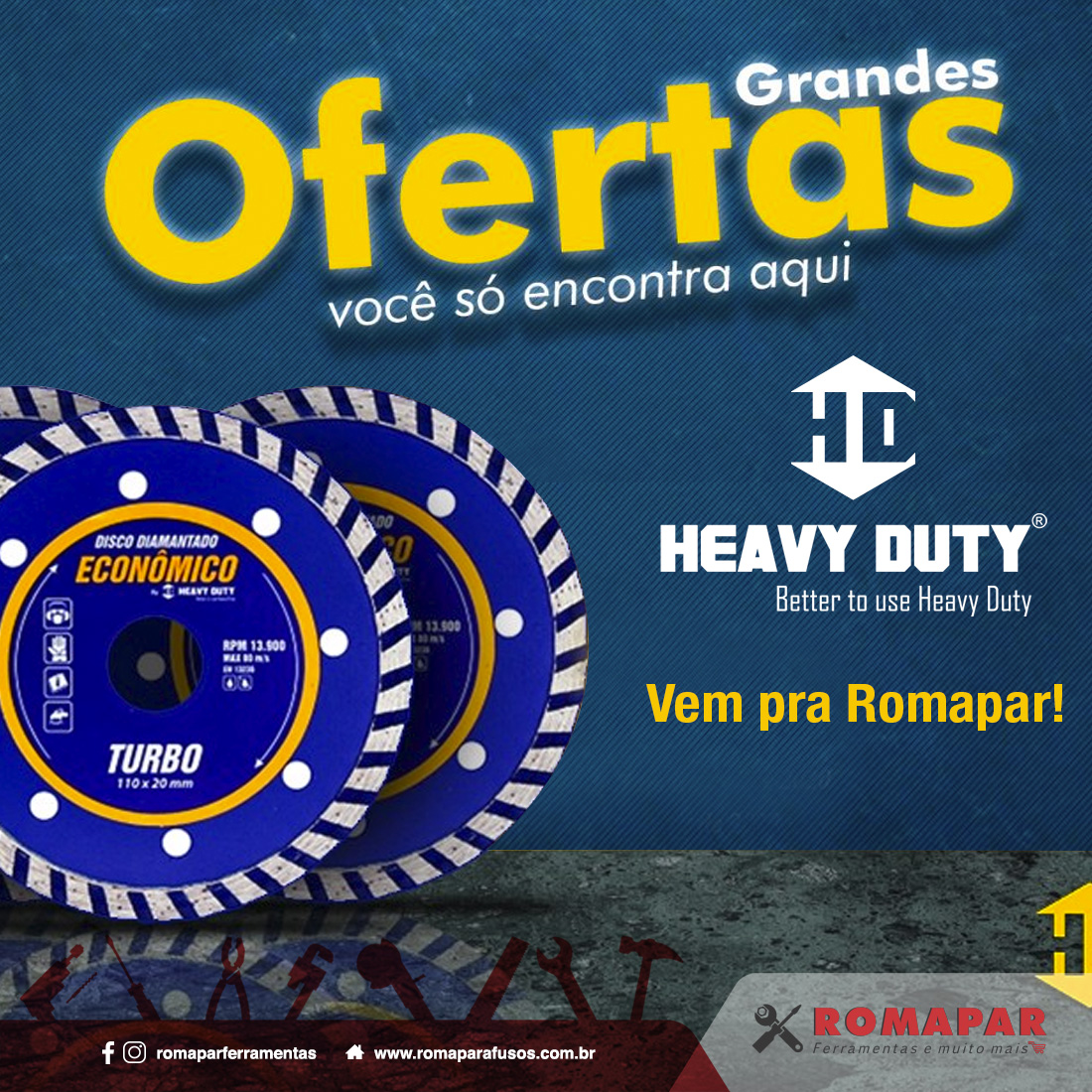 ofertas heavy duty
